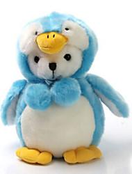 Stuffed Toys Penguin Plush Fabric