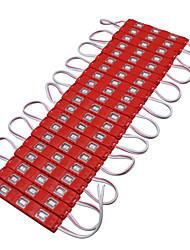 hkv® 3m 13w smd 5630smd 60led led módulos ip65 vermelho impermeável luz lâmpada 5630 qualidade publicitário luz dc 12v