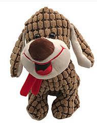 Stuffed Toys Dog Plush Fabric