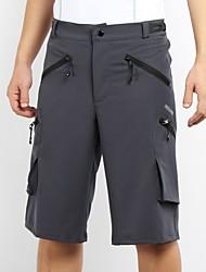 Arsuxeo Shorts de Ciclismo Hombre Bicicleta Pantalones cortos holgados Secado rápido Diseño Anatómico Espándex Poliéster Clásico Ciclismo