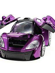 Liga do carro da porta traseira com sinal de detecção de gesto infravermelho e cor da música Rondon