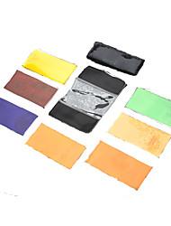 NEWYI CF-07 Speedlite filtres de couleur Set (5 x 7 Couleur)