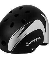 Муж. Жен. Велоспорт шлем 7 Вентиляционные клапаны Велоспорт Катание на коньках Стандартный размер