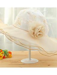 Femme Chapeau Coton Chapeau de soleil,Imprimé Printemps/Automne Eté