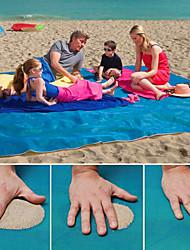 200 cm * tapis de plage de sable magique de 150 cm mat extérieur