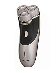 Electric Shavers Men 220V Water Resistant / Water Proof Washable Charging indicator Handheld Design