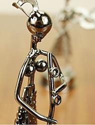 Tie Wire Girl Band Iron Arts Handicraft Figure