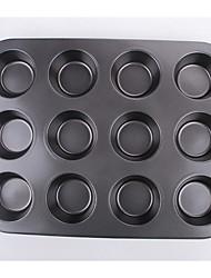1 шт. Формы для пирожных Круглый Для приготовления пищи Посуда Для торта Сварочное железо Инструмент выпечки