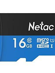 Cartão de memória netac 16g class10 tf micro-sd