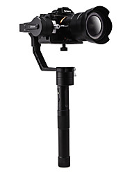 Zhiyun Crane 3-Axis Stabilized Gimbal for Light-weight Cameras and Sports Cameras for Single and Dual Hand Operation