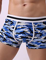 Men's Sexy Print Briefs  Underwear,Cotton