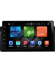 9 pulgadas quad core android 6.0.1 coche multimedia audio gps sistema reproductor 2gb ram wifi&3g DAB ex-TV para BMW E46 dy9003