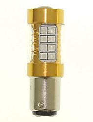 Sencart 1pcs 1157 Ba15d P21/5W Flashing Bulb Led Car Turn Signal Light Backup Light Bulb Lamps(White/Red/Blue/Warm White) (DC/AC9-32V)