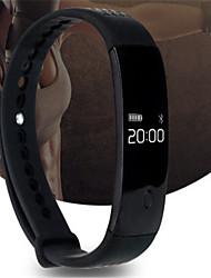 Per uomo Smart watch Digitale Silicone Banda Nero