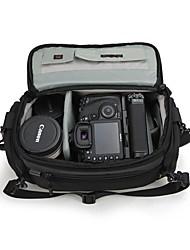 AINO GIRL A1042 Nylon SLR Camera Bag Shoulder Photography Bag Fashion Digital Package Messenger Card Camera Bag