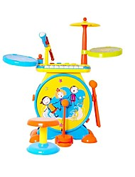 Toy Instruments Novelty Piano Drum kit Musical Instruments Plastics