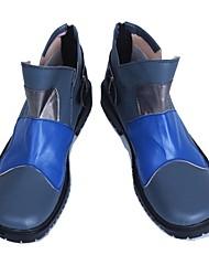 Cosplay Schuhe Cosplay Stiefel Wacht Cosplay Anime Cosplay Schuhe Leder PU - Leder/Polyurethan Leder Kunstleder Erwachsene Unisex