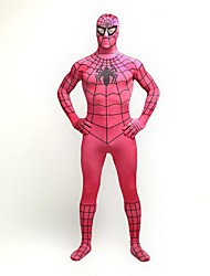 Costumi Cosplay Costumi da supereroi Ragni Cosplay da film Calzamaglia Calzamaglia/Pigiama intero Reggiseni Costumi ZentaiHalloween