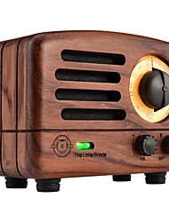 MAOKING MW-2 Pear Logs Portable Bluetooth Speaker Hardcover Gift Box