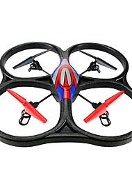 Drone WL Toys V606 - Retorno Com 1 Botão Seguro Contra Falhas Modo Espelho InteligenteQuadcóptero RC Controle Remoto 1 Bateria Por Drone