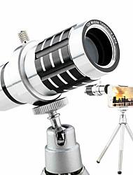 Universal-Handy-Objektiv Teleobjektiv Teleaufnahme 18 mal
