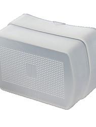 Bounce Blanc Diffuseur de flash Canon Speedlight pour Cap 580EX 580EXI