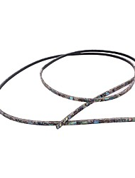 Professional Accessories Abalone Binding Inlays Guitar Mandolin Maker 3mm