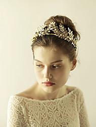 Rhinestone Alloy Headpiece-Wedding Special Occasion Birthday Party/ Evening Tiaras 1