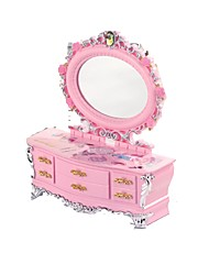 Music Box Toys Square Furnishing Articles Girls' Pieces