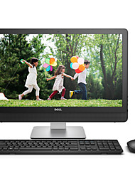 DELL 3464-R1408B All-In-One Desktop Computer 23.8 Inch Intel i3 4GB RAM 1TB HDD Integrated Graphics LED