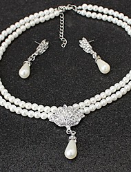 The New Pearl Necklace Set