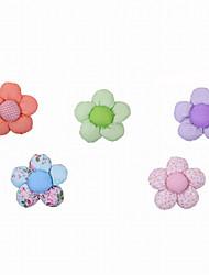 Creative Fabric Lace Sun Flower Curtain Buckle/Bound 1PC