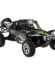 WLtoys 18429 2.4G 1:18 Scale 4WD Splashing Waterproof Electric RTR Desert Buggy RC Car High Speed Remote Control Car