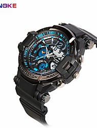 Women's Men's SYNOKE LED Men Famous Double Display Watch Male Luxury Brand Electronic Clock Hodinky Relogio Masculino  Sports Watches
