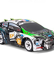 Electric Four-wheel Drive SUV 2.4G Remote Control Alloy Chassis High-speed Car Simulation Car Model 128 MX7239-0004