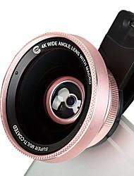 C & C Mobile Phone Lens 0.6X Wide Angle 15X Macro External Lens