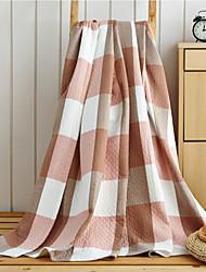 Flanela Treliça Mistura de Algodão cobertores