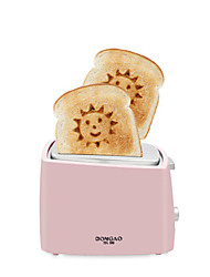 22ND JD-8108 Bread Makers Toaster Kitchen 220VMultifunction Light and Convenient Timer Cute Low Noise Power light indicator Lightweight Low vibration
