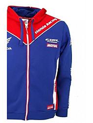 Motorcycle Sweater Locomotive Racing Racing Suit Rivet Hooded Casual Cotton Sweater