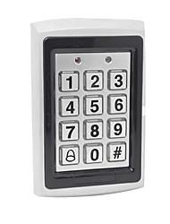 All Metal Access Controller ID Password Anti-Smashing Explosion-Proof Access Control Controller