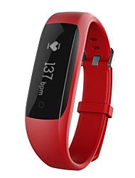 Smart Watch Etanche Longue Veille Calories brulées Pédomètres Sportif Moniteur de Fréquence Cardiaque Ecran tactile InformationPodomètre