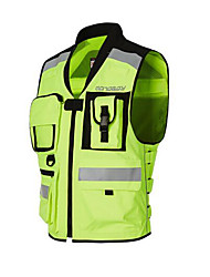 MOTO-BOY MB-V01 Motorcycle Ride Protection Wrestling Suits Riding Suits Men And Women  Knights Reflective Vest Night