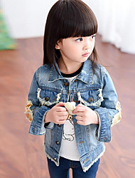 Girls' Print Jacket & Coat