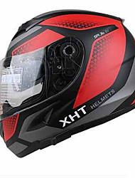 XHT SA-36  Motorcycle Helmet  Double Mirror Helmet Helmet Winter Helmet Men And Women Models DOT