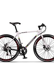 Cruiser велосипедов Велоспорт 14 Скорость 26 дюймы/700CC SHIMANO TX30 Дисковый тормоз Без амортизации Рама из алюминиевого сплава