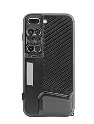 Voliee Handy Shell mit Smartphone Kamera Objektive Weitwinkel 20x Makro Fisch-Auge Objektiv für iPhone 7 plus