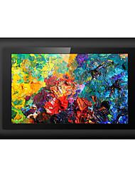 Ugee ud13 gráfico desenho monitor 13,3 polegadas 5080lpi gráficos tablet