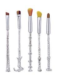 New Arrival Makeup Brushes 5 Pcs Professional Powder Eyeshadow Makeup Brush kits Makeup Tools