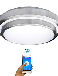 Jiawen LED Wifi Wireless ceiling lights 18W Indoor Smart lighting with App Remote Control AC85-265V