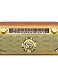 WR-12BT SE Radio Radio FM Enceinte interne Marron